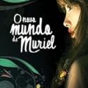 """Capa de """"O Novo Mundo de Muriel"""""""