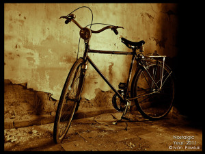nostalgic_bike_by_ipawluk-d3f4uee